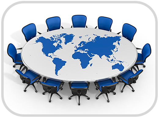Web & teleconference speaking